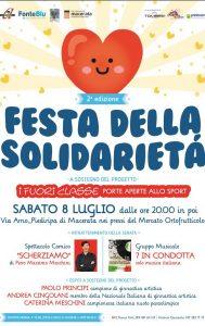 festa solidarieta locandina