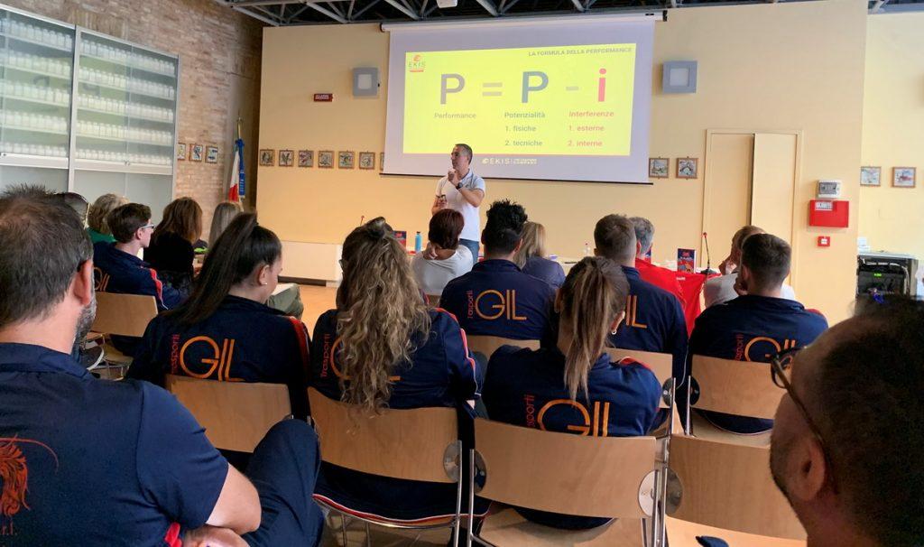 Workshop sport coaching per allenatori