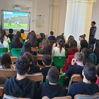 Workshop scuola Treia
